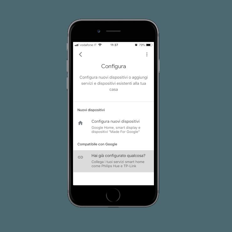Come aggiungere nuovi dispositivi all'interno dell'applicazione dell'assistente vocale Google | Hai già qualcosa di configurato