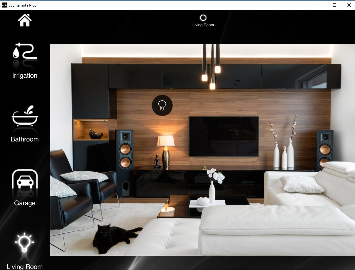 Dimmer component state off in map view mode